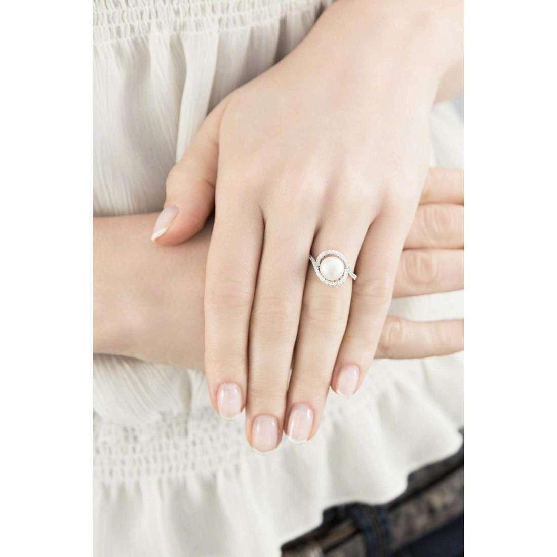 GioiaPura rings woman 33466-01-16 indosso