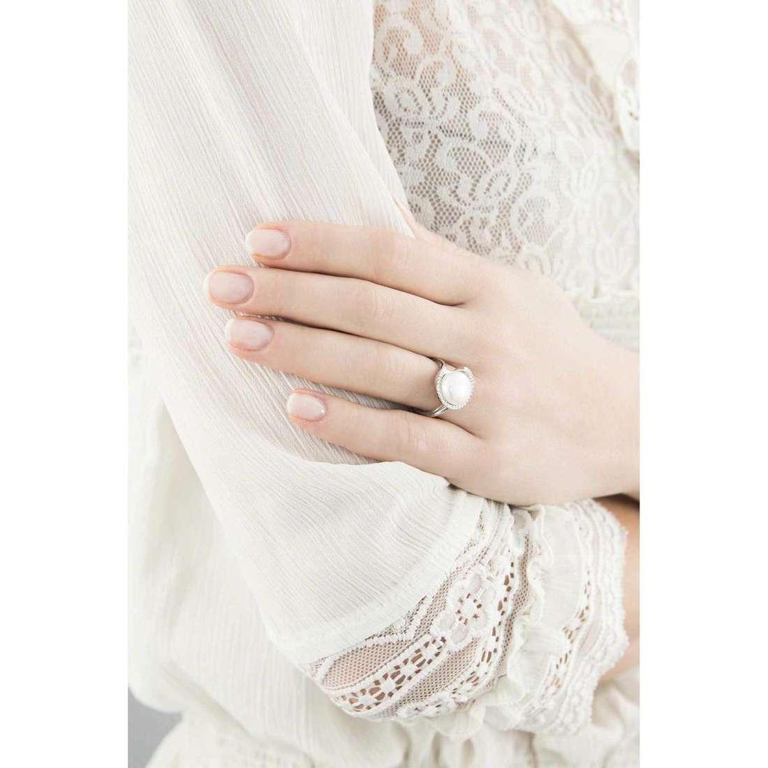 GioiaPura rings woman 37885-00-12 indosso