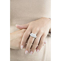 ring woman jewellery Luca Barra LBANK46.17