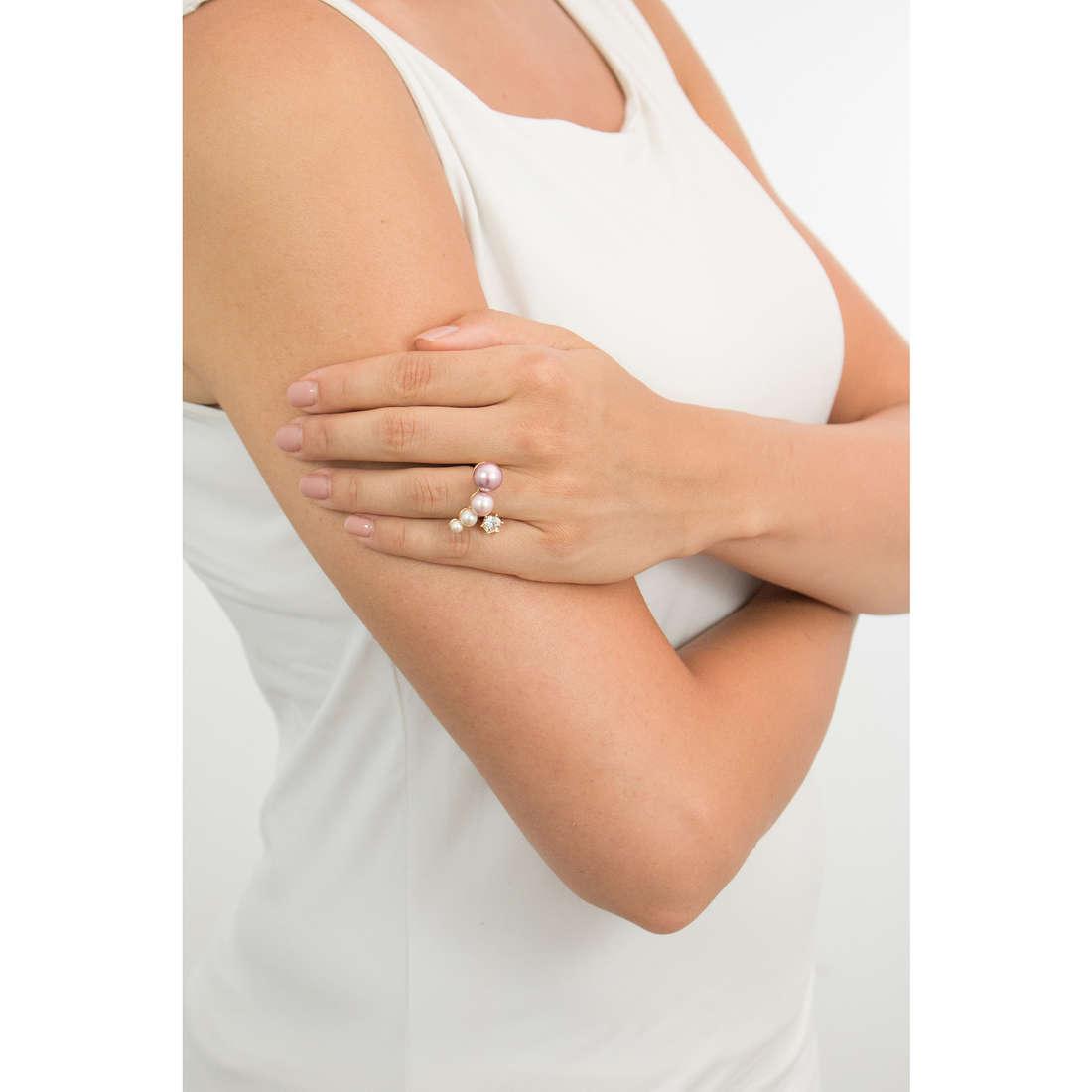 Luca Barra rings woman LBANK71 photo wearing