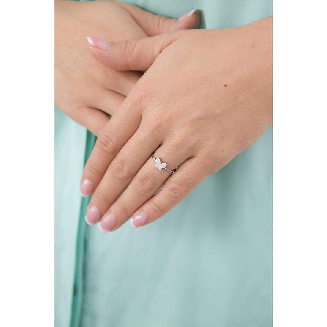 Marlù rings Time To woman 18AN023-S indosso