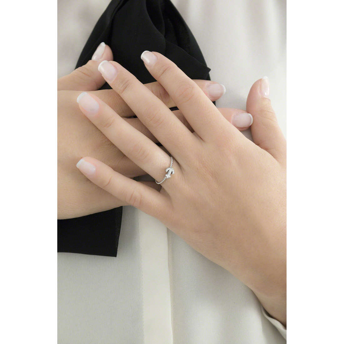 Marlù rings Time To woman 18AN027-S indosso