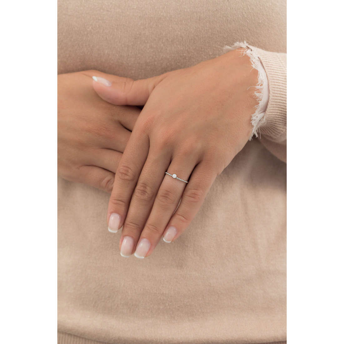 Marlù rings Time To woman 18AN043-M indosso