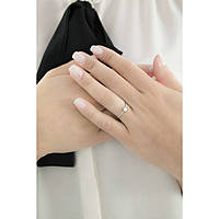 ring woman jewellery Marlù Time To 18AN047W-S