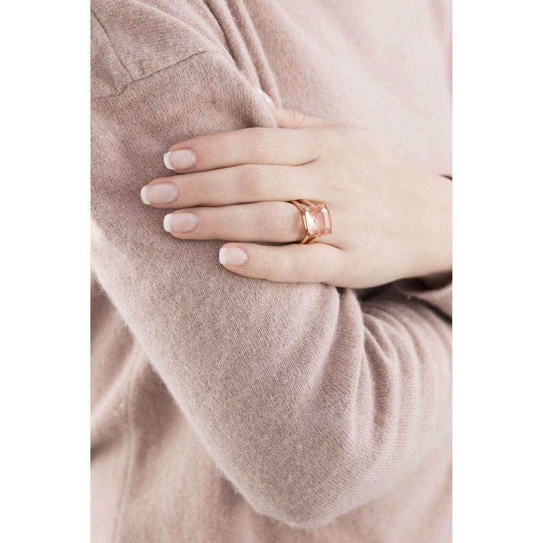 Morellato rings Fioremio woman SABK01018 indosso