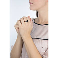 ring woman jewellery Morellato Gemma SAKK33016