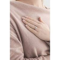 ring woman jewellery Morellato Love Rings SNA33012