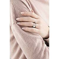 ring woman jewellery Morellato Luminosa SAET09014