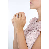ring woman jewellery Morellato Luna SAIZ14014
