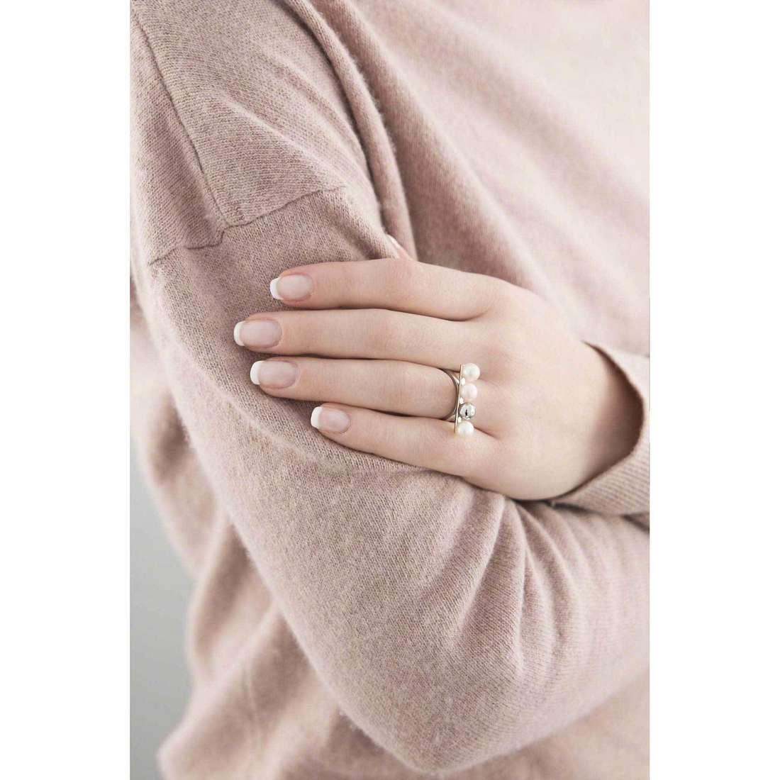 Morellato rings Lunae woman SADX13014 indosso