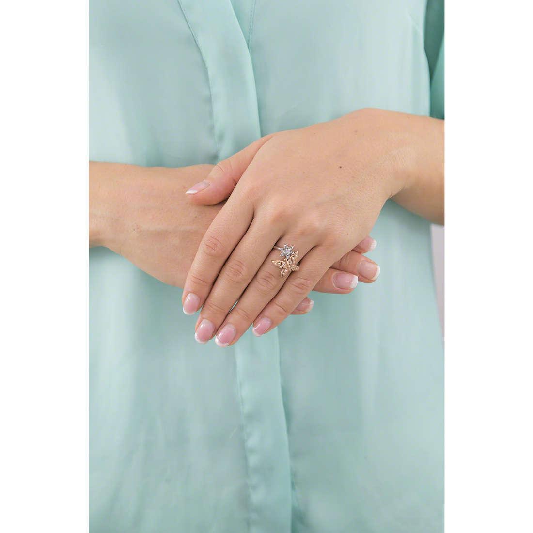 Morellato rings Natura woman SAHL06018 indosso
