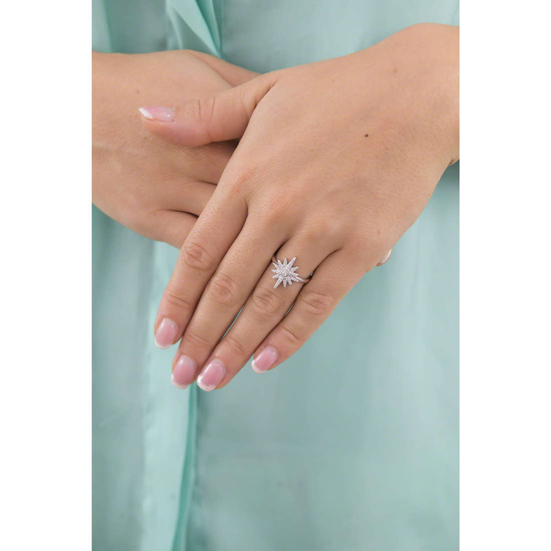 Morellato rings woman SAHR04 indosso