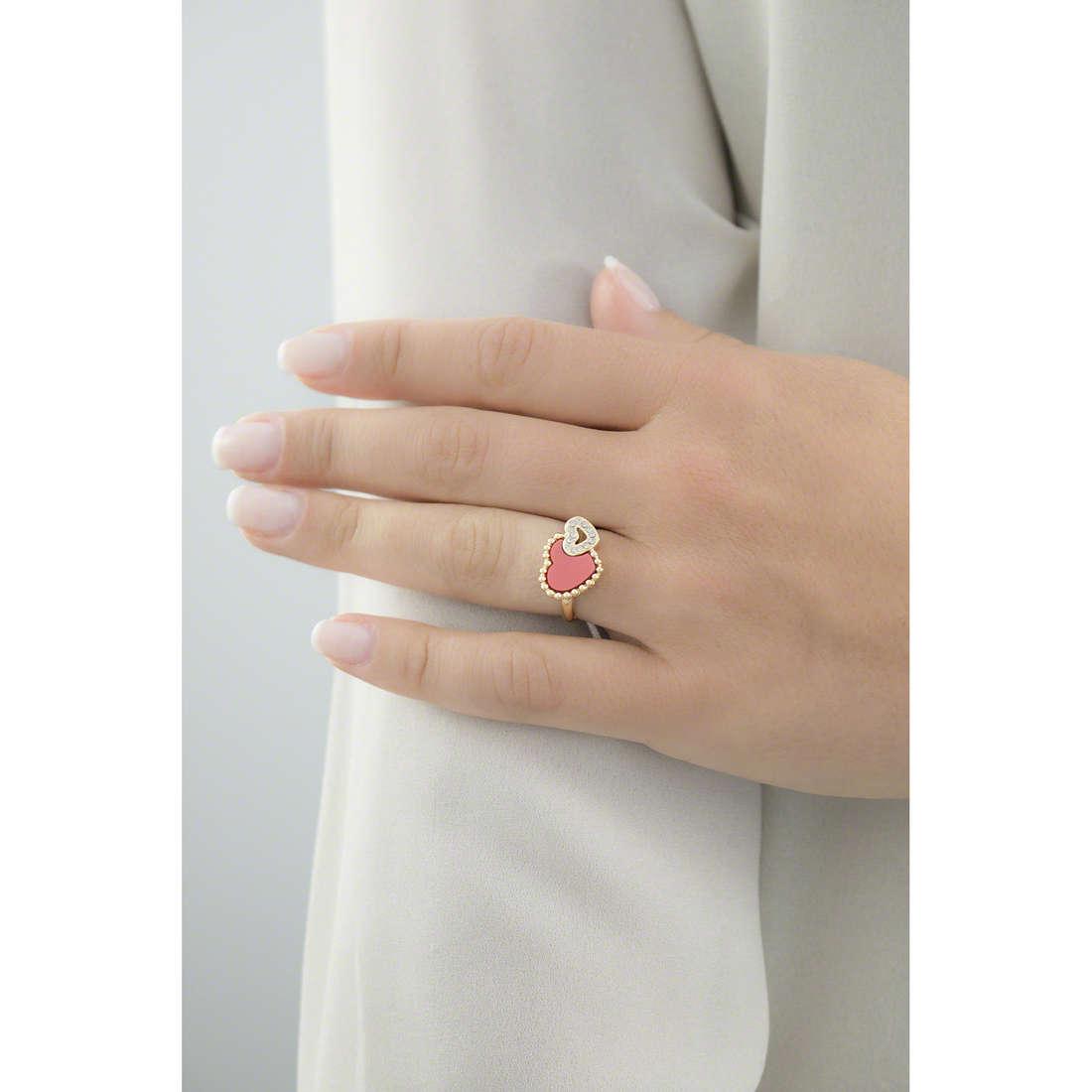 Morellato rings Sempreinsieme woman SAGF11016 indosso