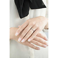 ring woman jewellery Sagapò Infinity SFN35A