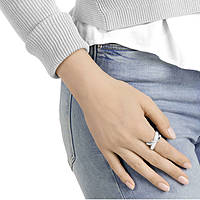 ring woman jewellery Swarovski Crystaldust 5372889
