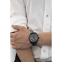 Uhr Chronograph mann Breil Abarth TW1250