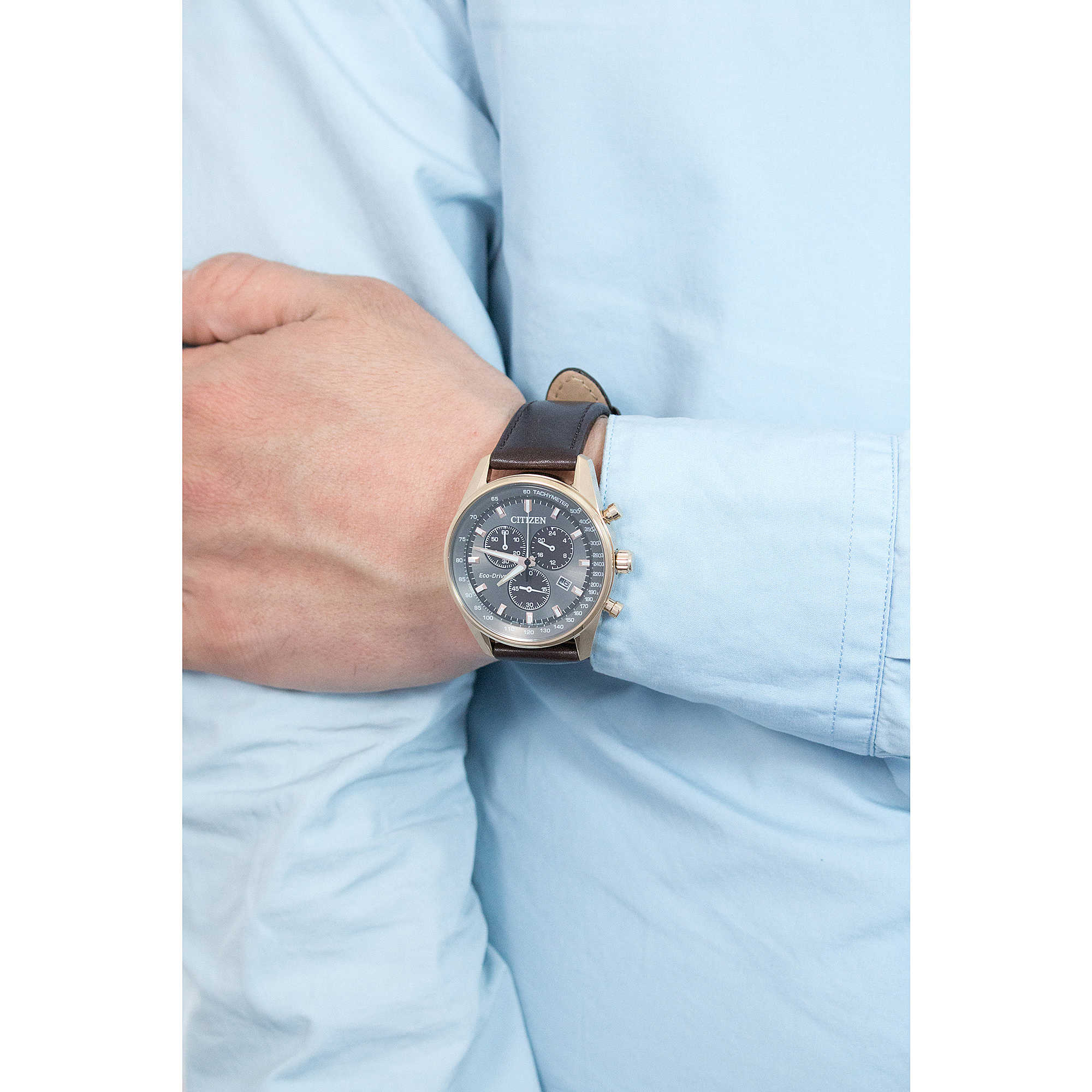 Chronograph Uhr At2393 17h Citizen Mann Chrono IDeYH29WE