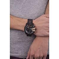 Uhr Chronograph mann Diesel Mega Chief DZ4309