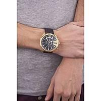 Uhr Chronograph mann Diesel Mega Chief DZ4344