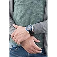 Uhr Chronograph mann Guess Pinnacle W0673G4