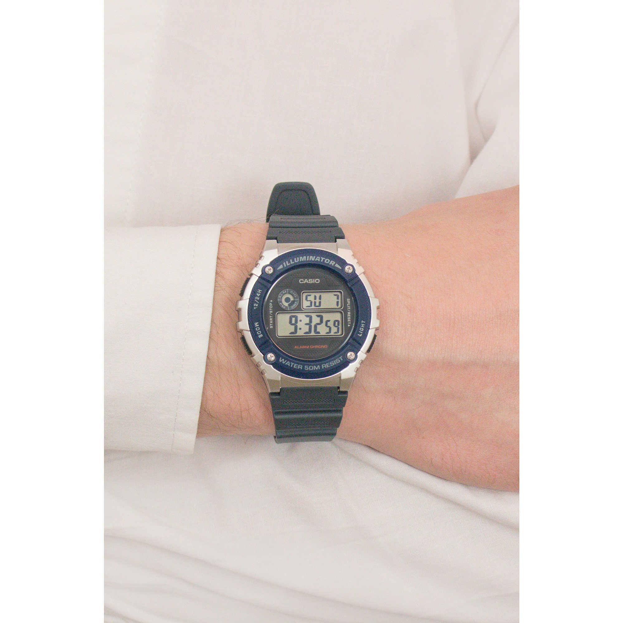W Mann 2avef 216h Ynnwpm80vo Collection Casio Digital Uhr xBedCo