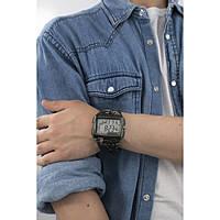 Uhr digital mann Timex Grid Shock TW4B02900