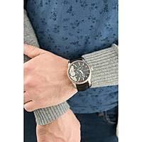 Uhr mechanishe mann Fossil ME1099