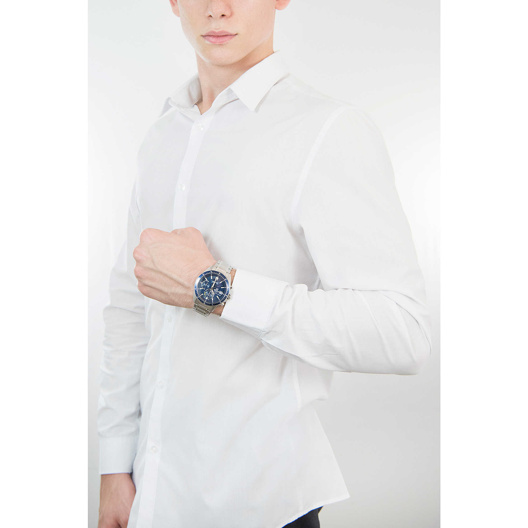 Edifice Mann Casio Multifunktions 2avuef Efs S510d Uhr kOPXZuTi