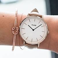 Uhr nur Zeit frau Cluse La Bohème CL18031