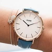 Uhr nur Zeit frau Cluse La Bohème CL18033