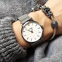 Uhr nur Zeit frau Cluse Minuit CL30009
