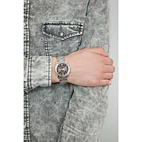 Uhr nur Zeit mann Harley Davidson 76A019