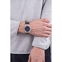 Uhr nur Zeit mann Maserati Potenza R8851108015