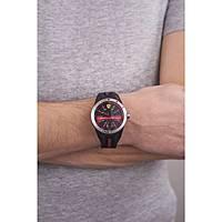 Uhr nur Zeit mann Scuderia Ferrari Red FER0830253