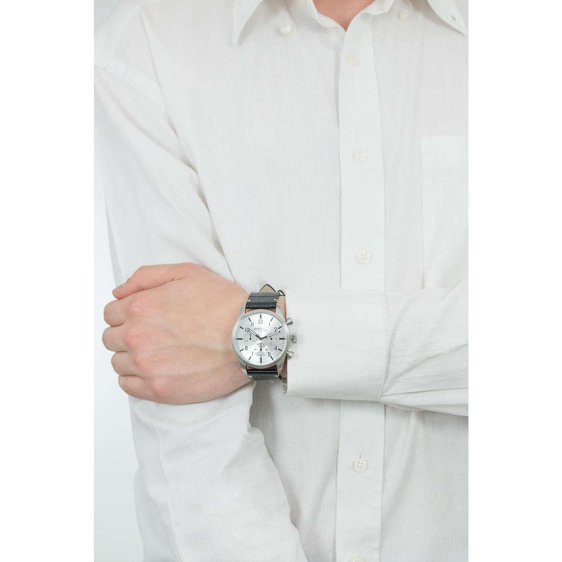 Breil chronographs Classic Elegance Extension man EW0230 photo wearing