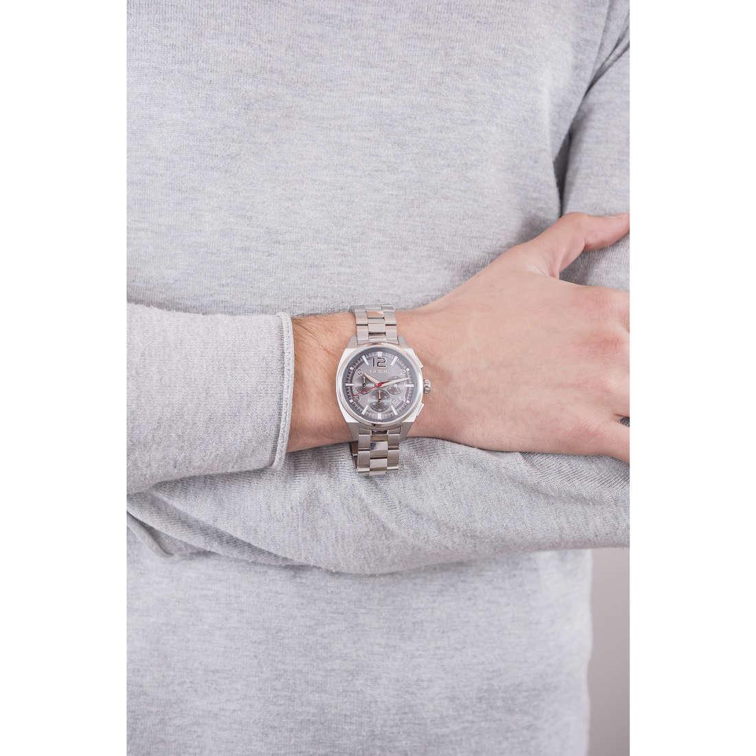 Breil chronographs Master man TW1405 indosso