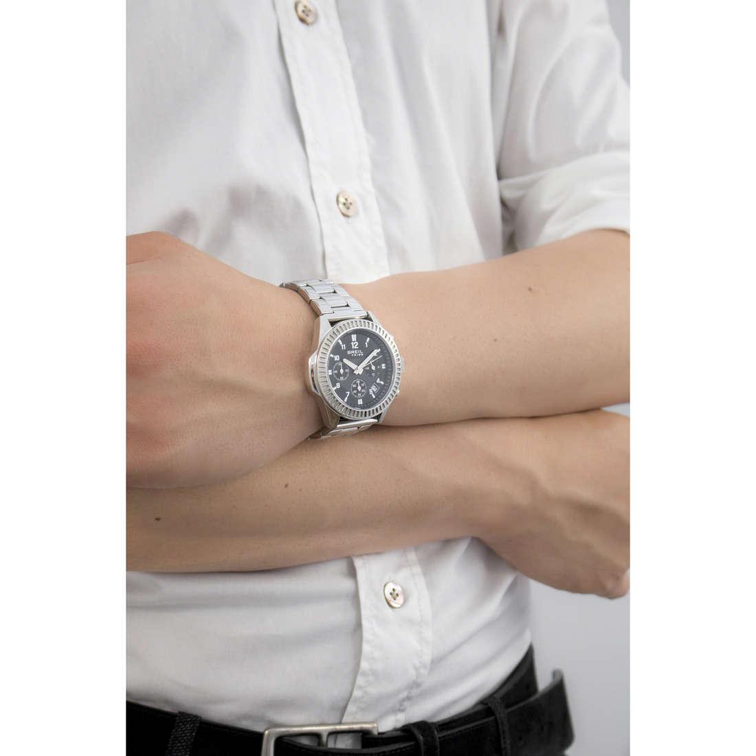 Breil chronographs Twilight man EW0200 indosso