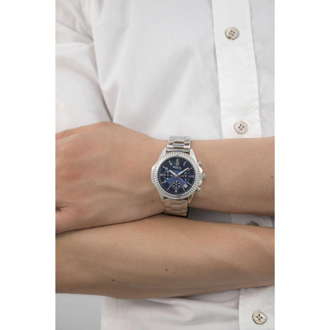 Breil chronographs Twilight man EW0201 indosso