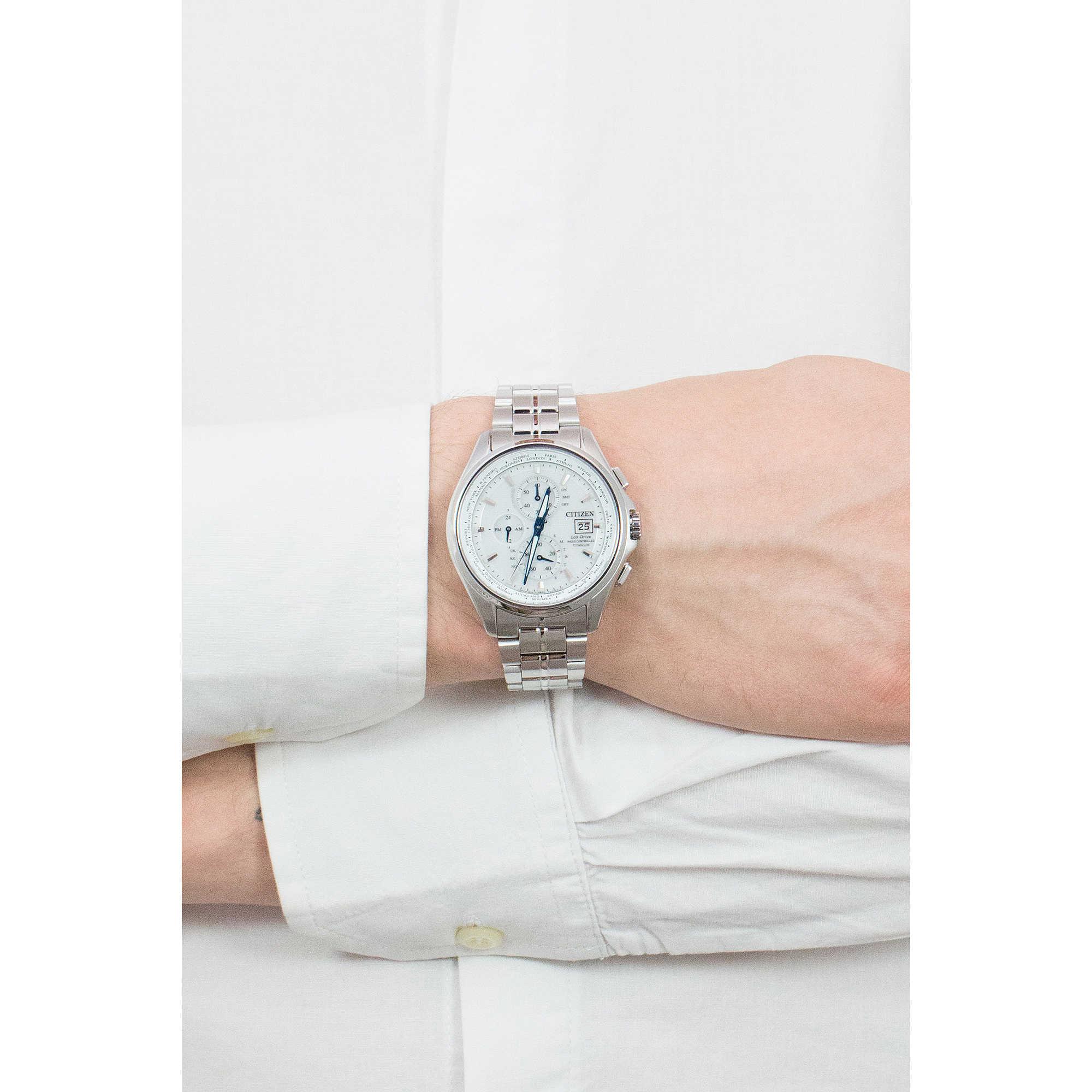 22fd3a1653f watch chronograph man Citizen H800 Sport AT8130-56A chronographs Citizen