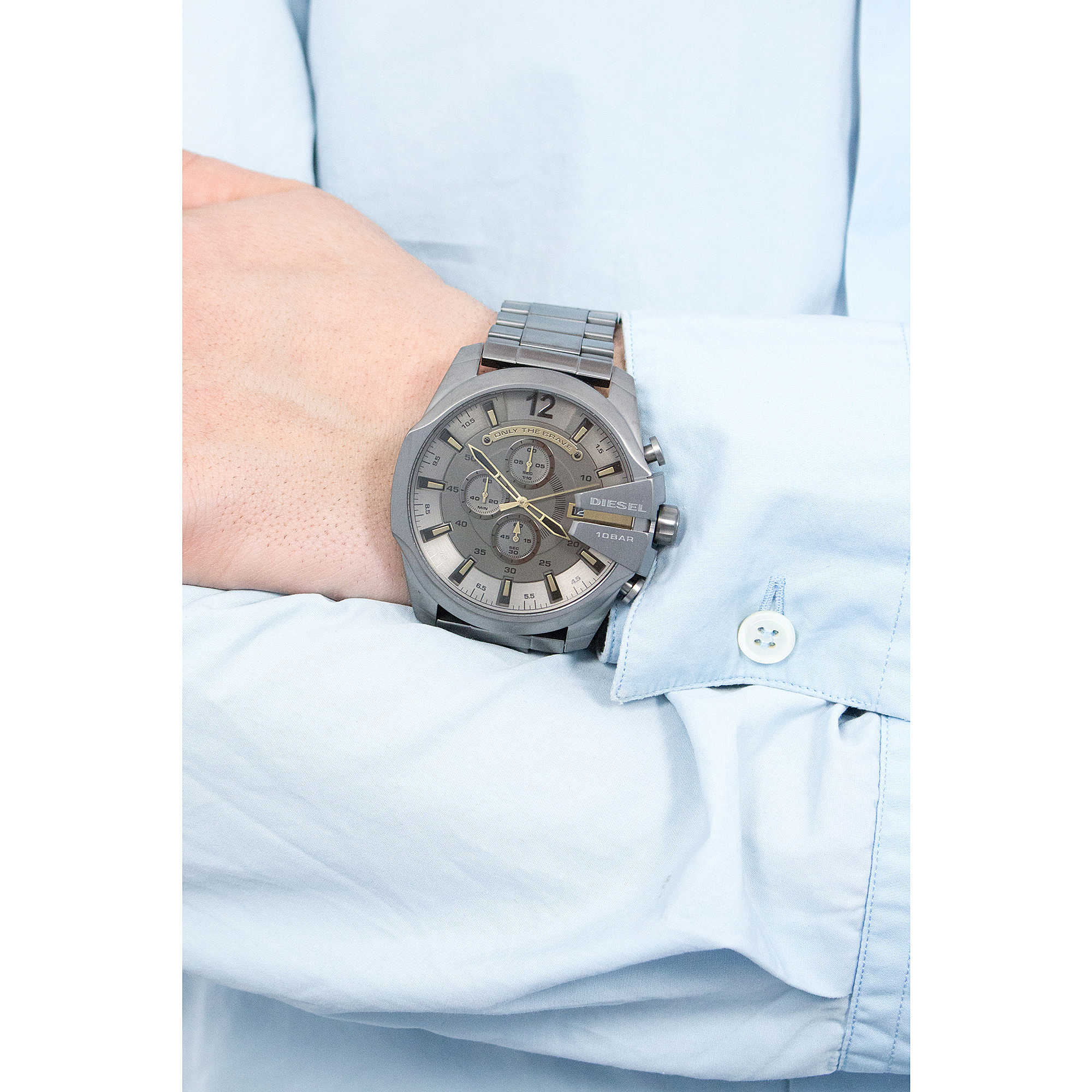 73c51c58c watch chronograph man Diesel Chief DZ4466 chronographs Diesel