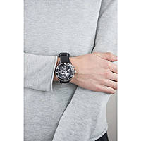 watch chronograph man ICE WATCH Ice-Sporty SR.CH.BKW.BB.S.15
