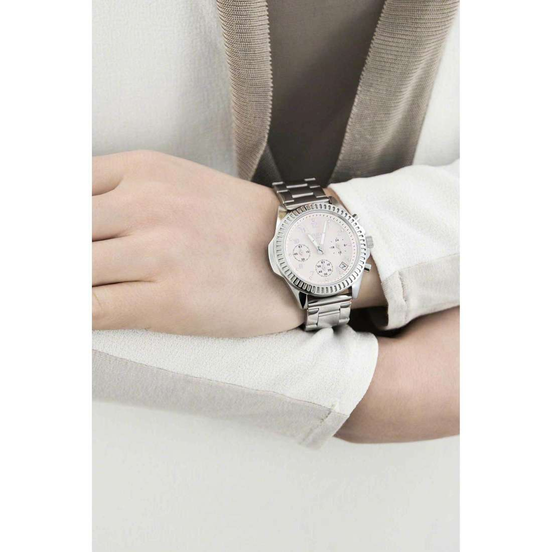 Breil chronographs Twilight woman EW0202 indosso