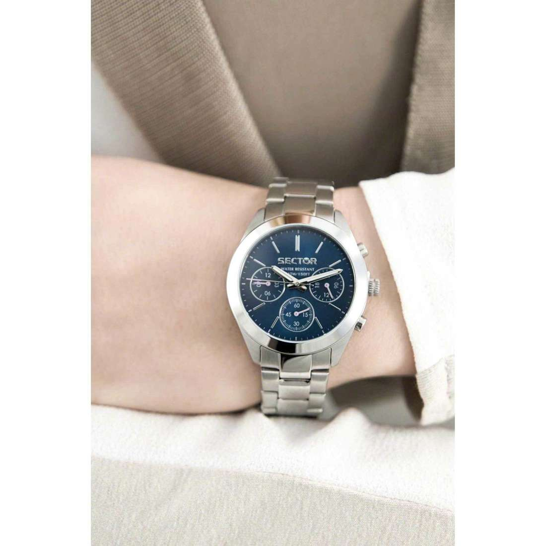Sector chronographs 120 woman R3253588501 photo wearing