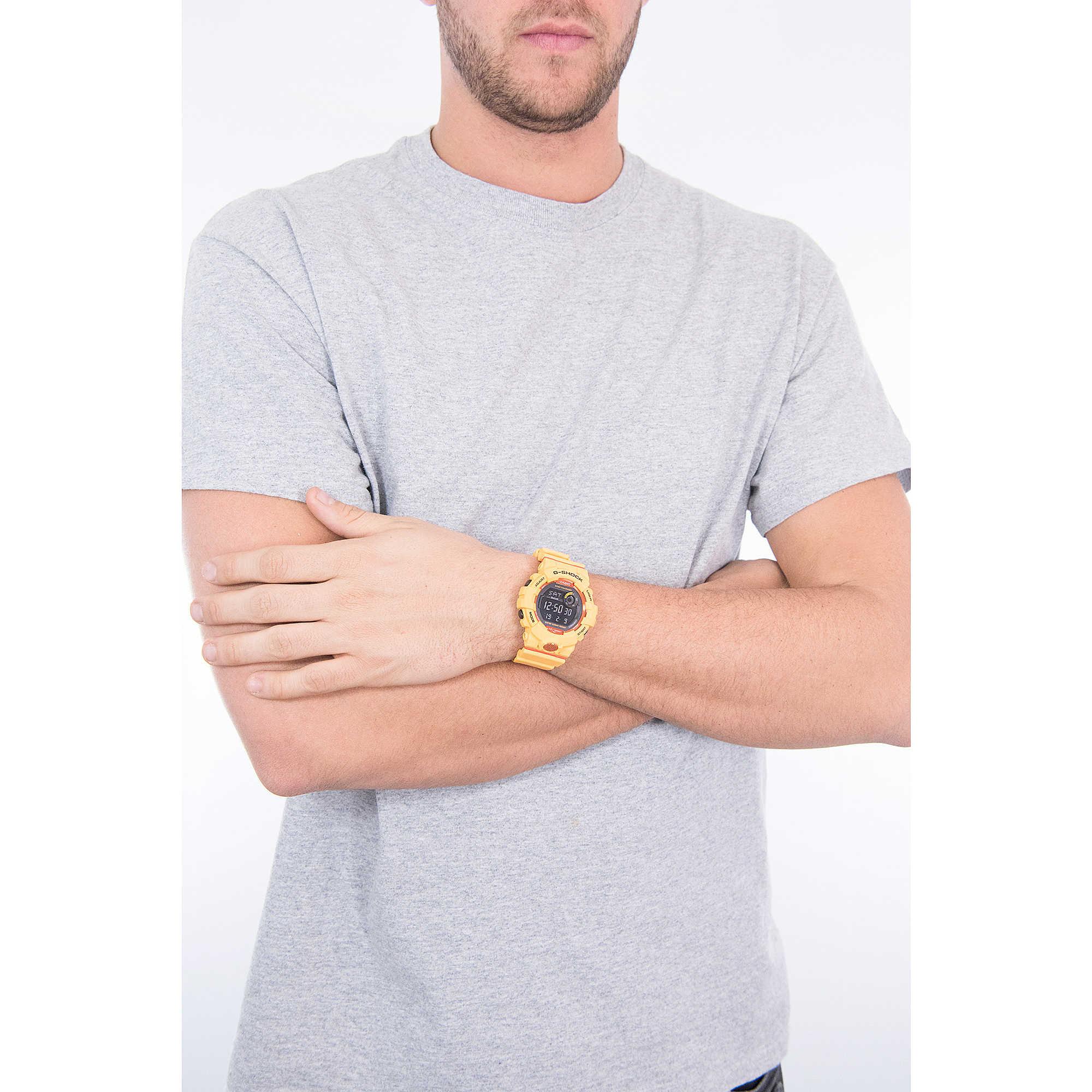 df0952b906728 watch digital man Casio G-Shock GBD-800-4ER digitals Casio