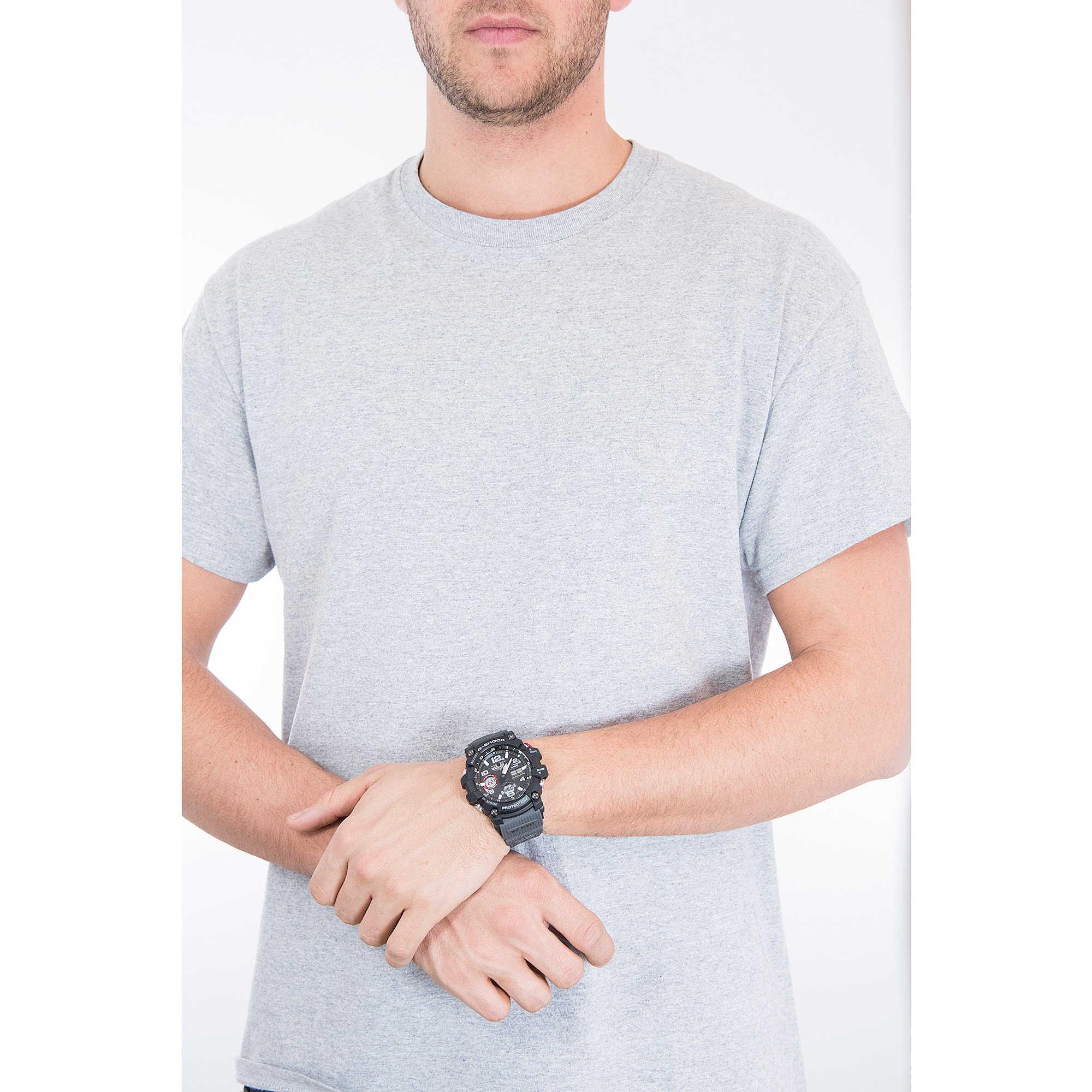 79ea9cf56e139 watch digital man Casio G Shock Premium GWG-100-1A8ER digitals Casio
