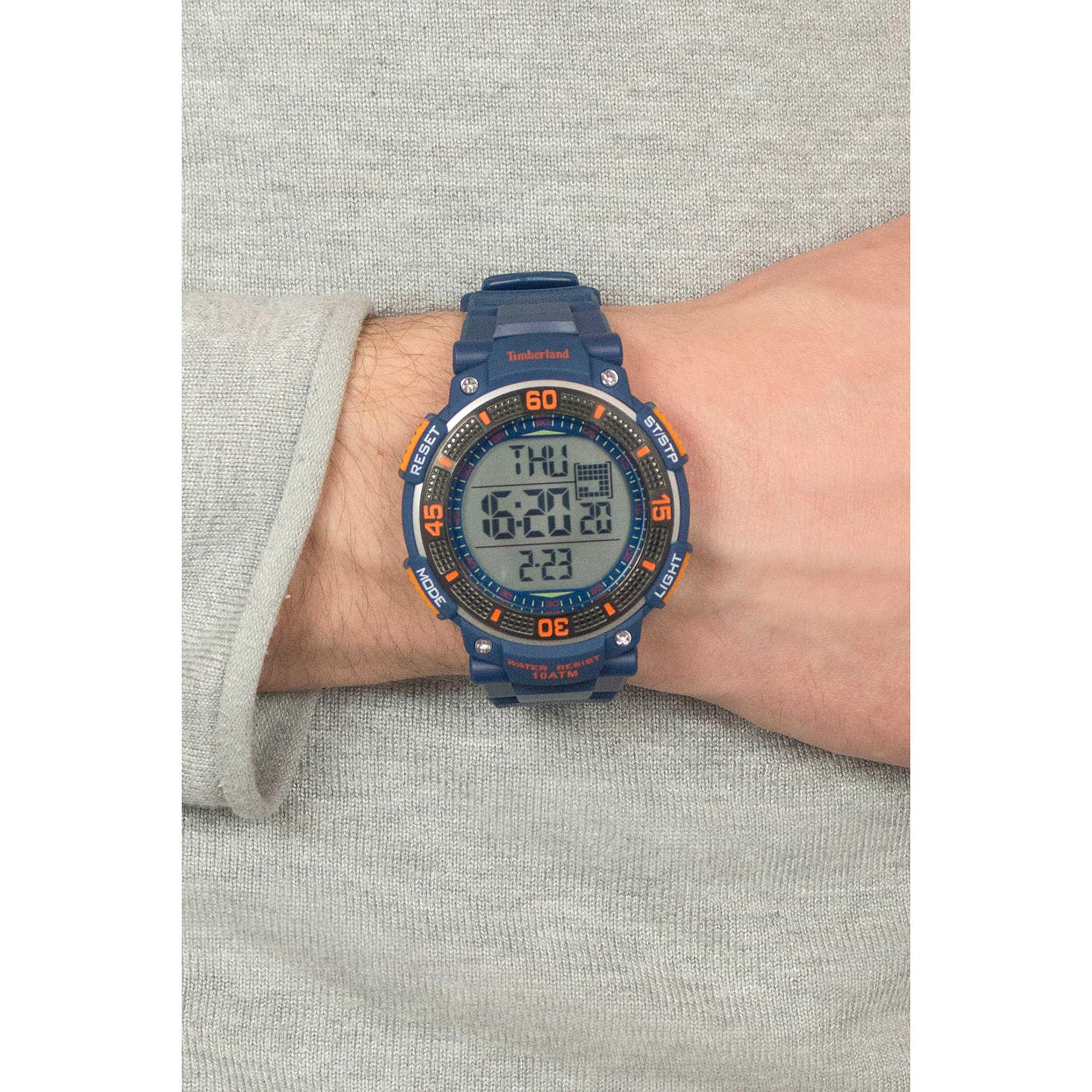 d90125f145f9 watch digital man Timberland Cadion TBL.13554JPBLU 04 digitals ...