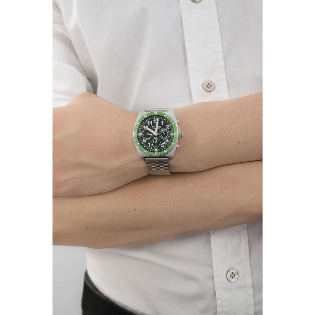 Breil multifunction Rise man EW0173 indosso
