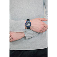 watch multifunction man Casio CASIO COLLECTION AE-1300WH-2AVEF