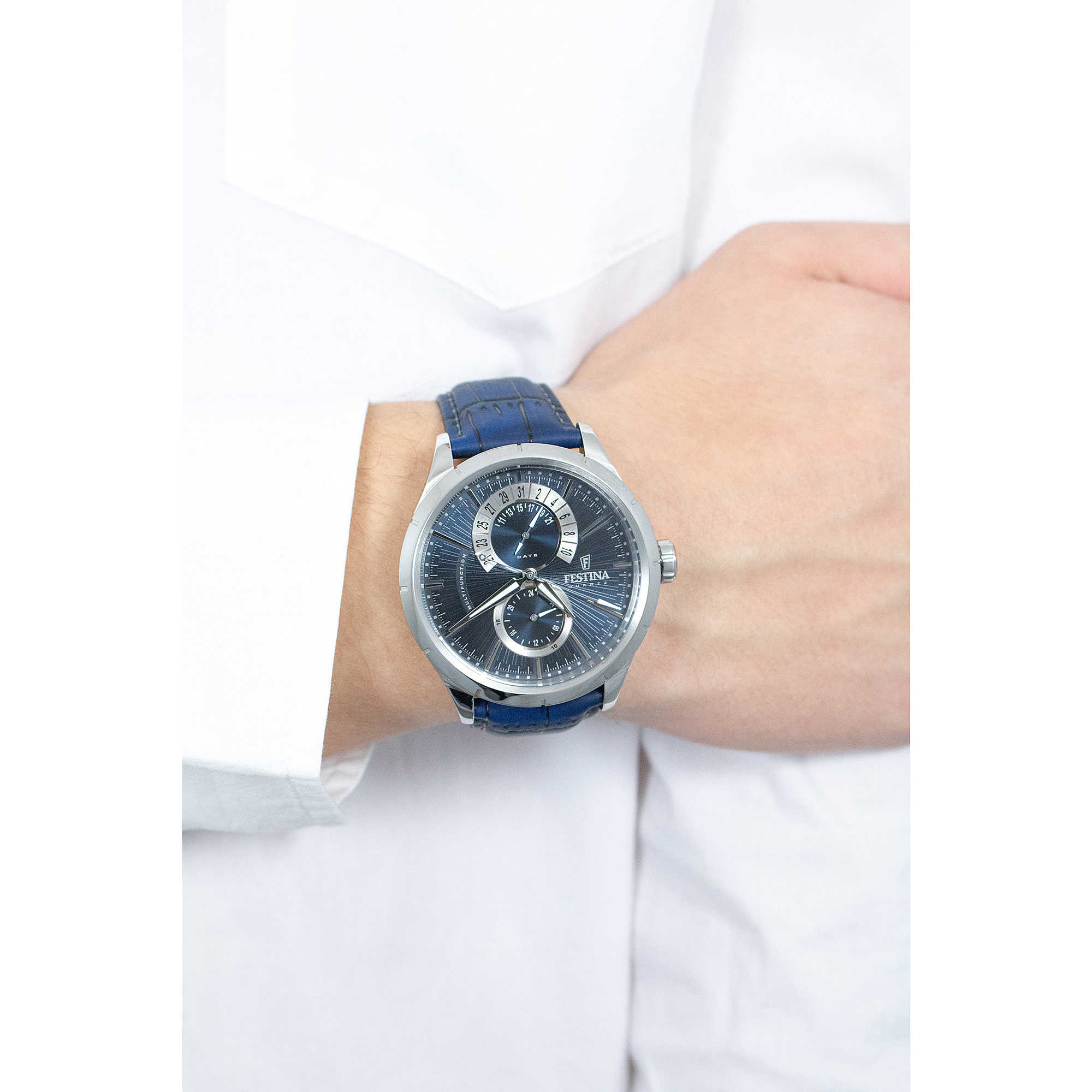 da9fd36be7b watch multifunction man Festina Retro F16573 A multifunction Festina