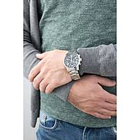 watch multifunction man Guess Horizon W0379G1